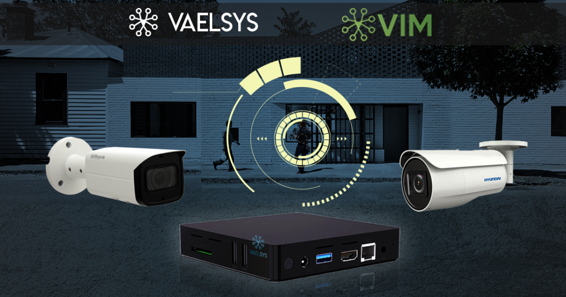 VAELSYS et By Demes Group lance VIM-XDT, la meilleure analyse low-cost pour détection périmétrique pour installations sensibles