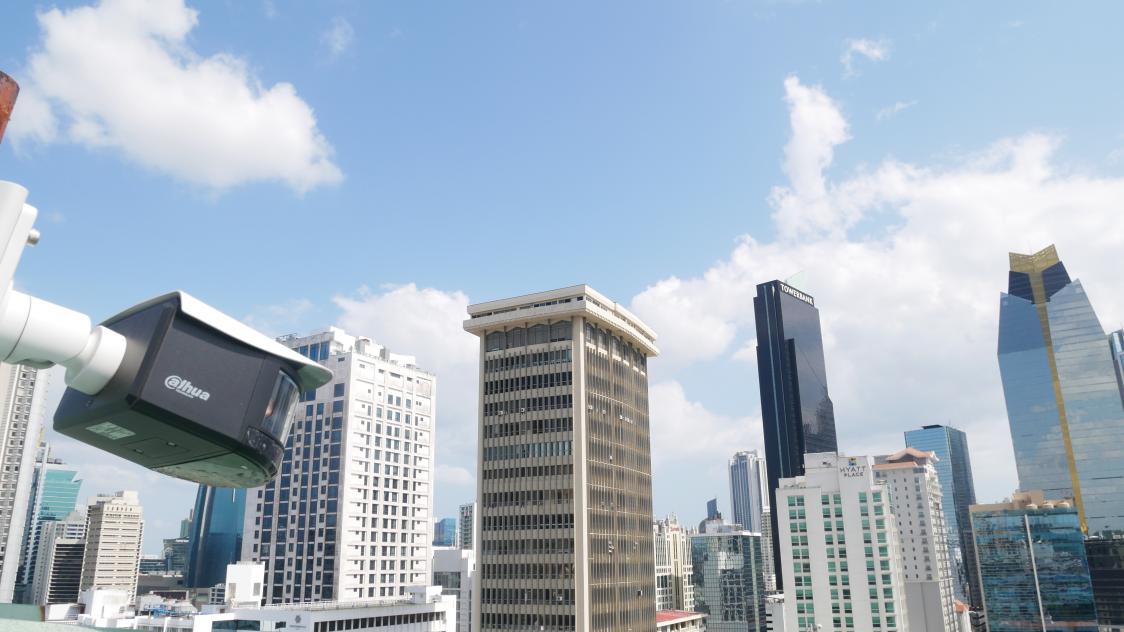 Solución de videovigilancia de DAHUA, Camibox y By Demes Group para la JMJ 2019 de Panamá