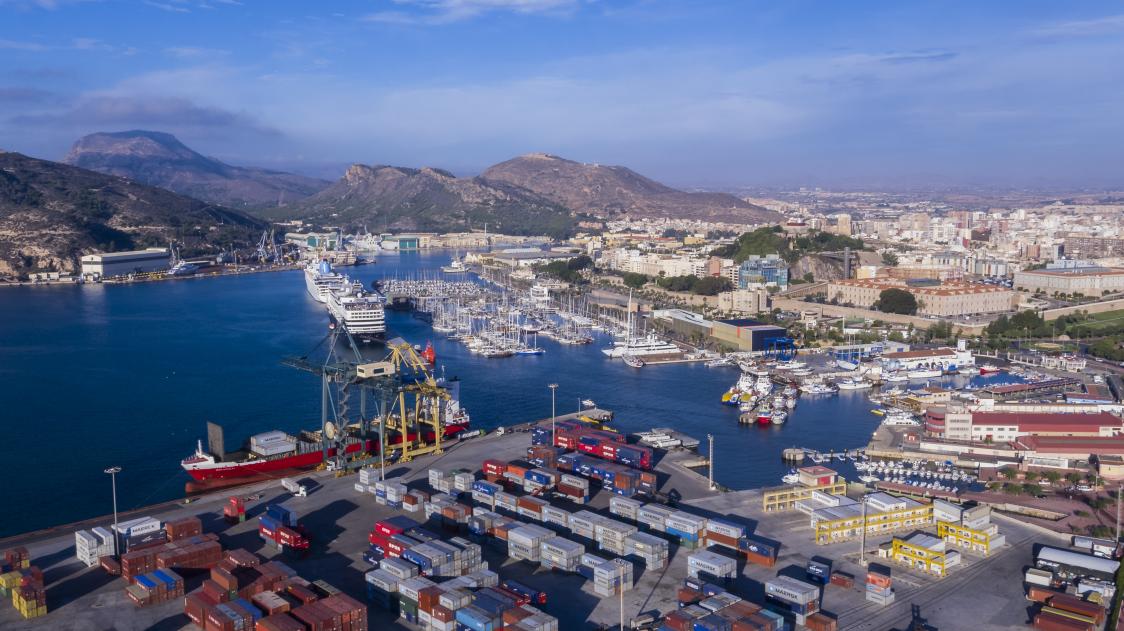 Solución de matriz de vídeo para la protección perimetral del puerto de Cartagena gracias a Etracontrol y By Demes Group