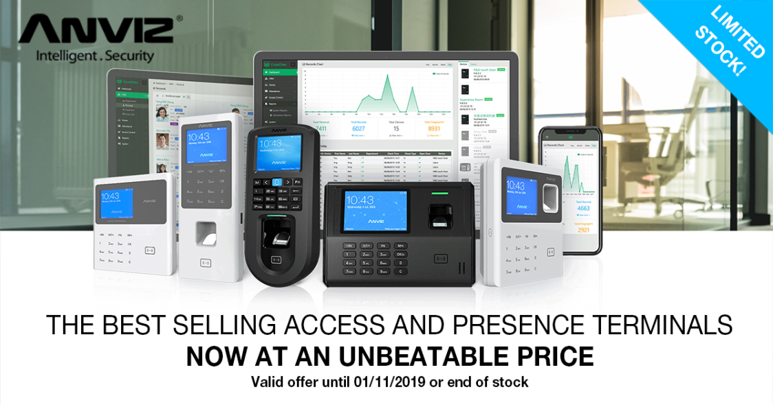 The best selling access and presence terminals now at an unbeatable price