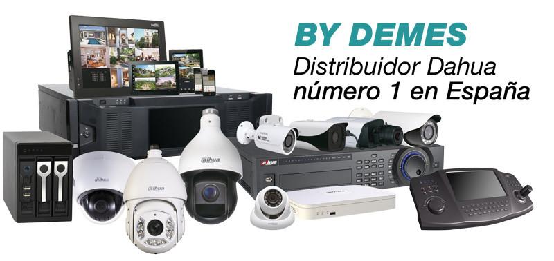 BYDEMES - Distributeur N#1 en Espagne en produits DAHUA