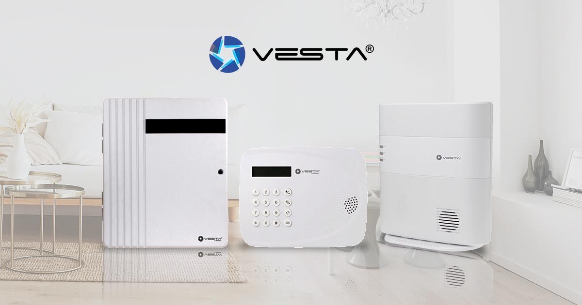 Sistema de alarma VESTA